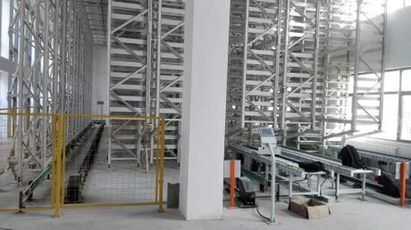 巖芯立體倉庫