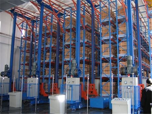 自动化立体仓库带来的效益